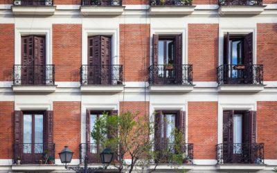 Las reformas del hogar comienzan por las fachadas