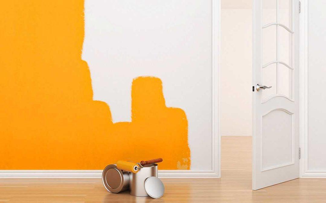 Pintar tu casa con estilo y gracias a Construcciones Marf